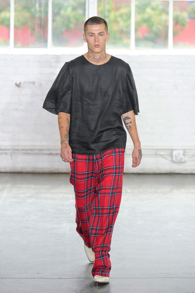 Duckie Brown at New York Spring 2013
