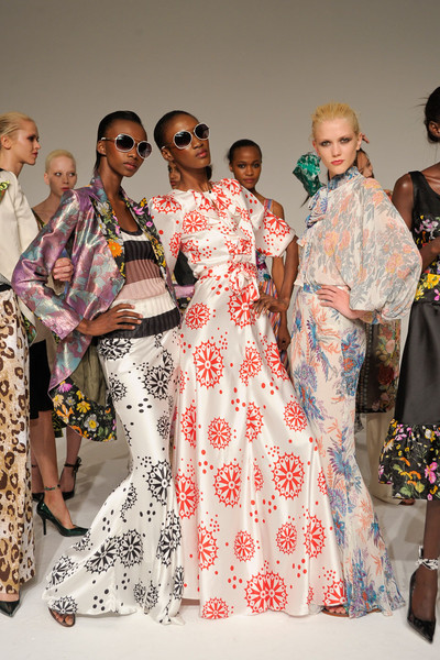 Duro Olowu at New York Spring 2012