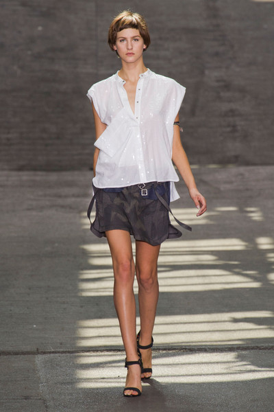 Edun at New York Spring 2013