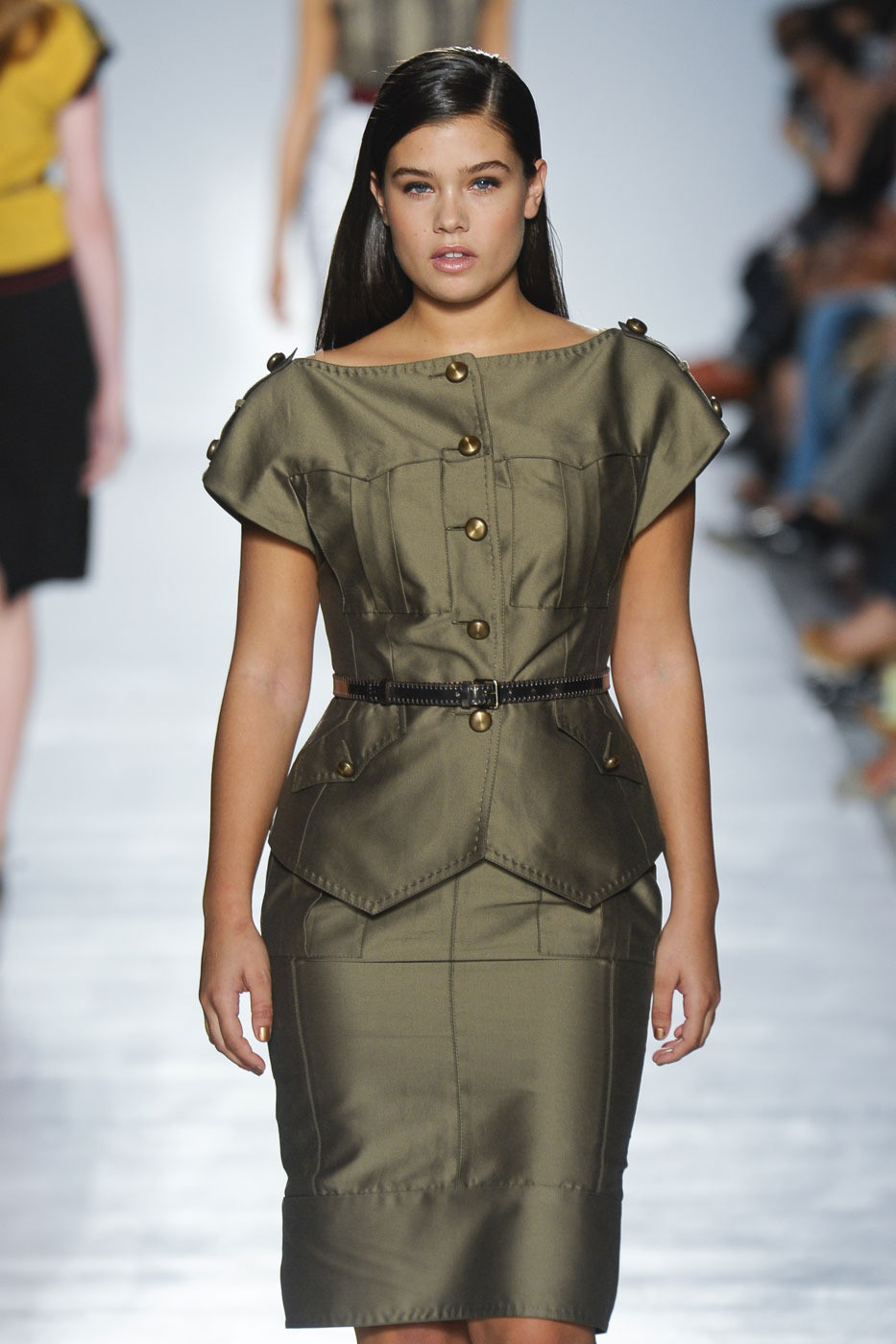 Elena Miro at Milan Fashion Week Spring 2012