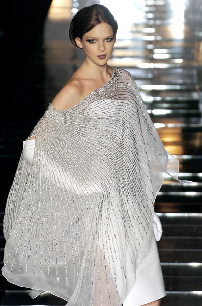 Elie Saab at Couture Fall 2004