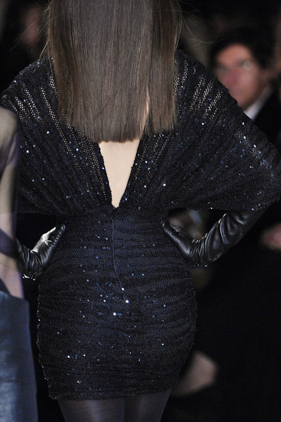 Elie Saab at Paris Fall 2007 (Details)