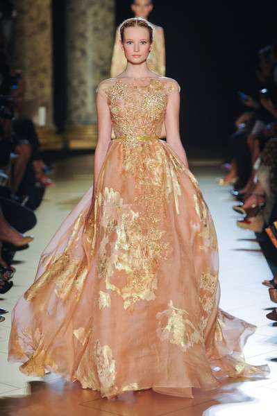 Couture Fall 2012, Elie Saab