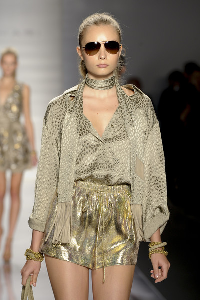 Elie Tahari at New York Spring 2011