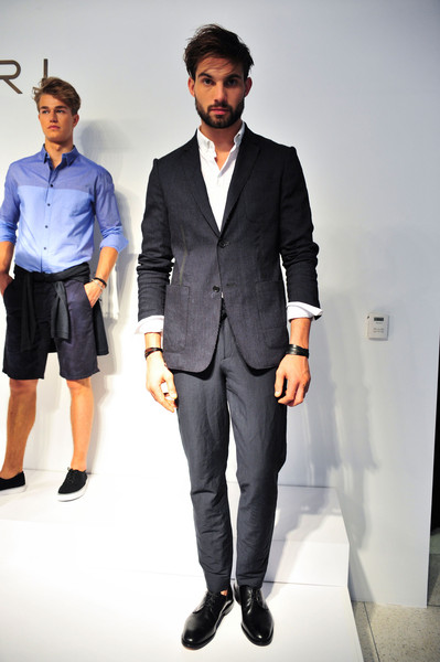Elie Tahari at New York Spring 2014