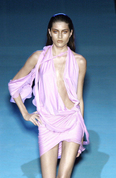 Emanuel Ungaro at Paris Spring 2004