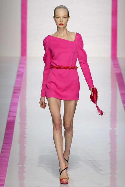 Emanuel Ungaro at Paris Spring 2010