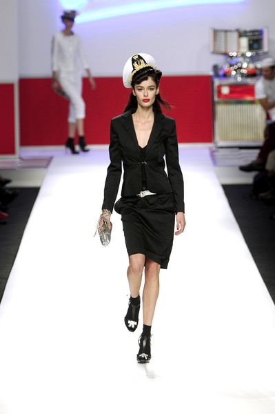 Enrico Coveri at Milan Spring 2008