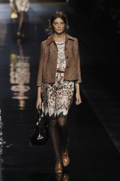 Etro at Milan Fall 2006