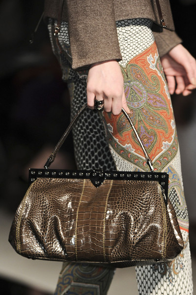 Etro at Milan Fall 2012 (Details)