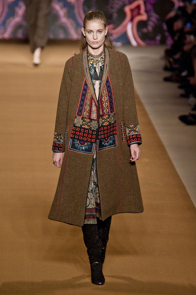 Etro at Milan Fall 2014