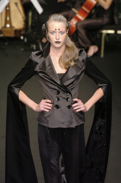 Eymeric François at Couture Fall 2006