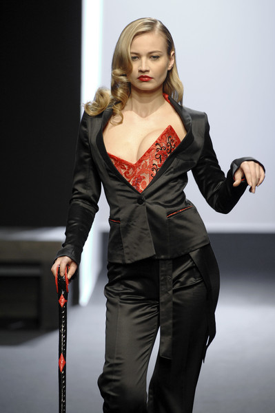 Eymeric François at Couture Spring 2008