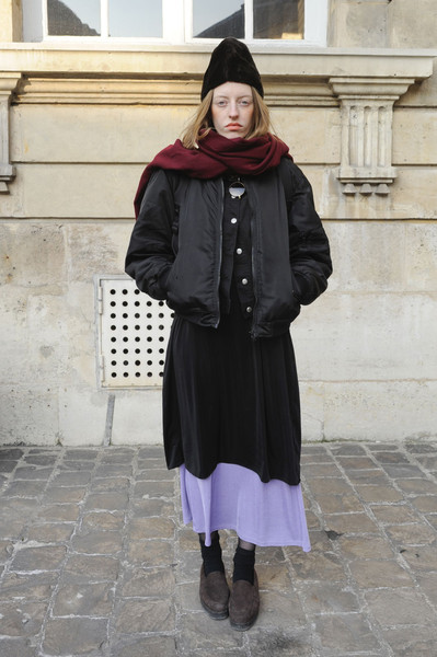 Paris Fashion Week Fall 2011 Attendees