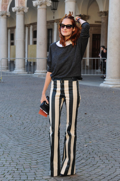 Attendees at Milan Fall 2012
