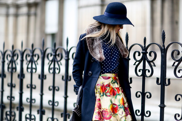 The Best Street Style at Paris Fashion Week