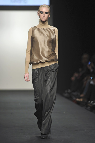 Federico Sangalli at Milan Fall 2009