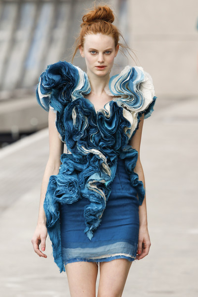 Felicity Brown at London Spring 2011