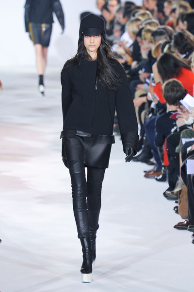 Felipe Oliveira Baptista at Paris Fall 2012