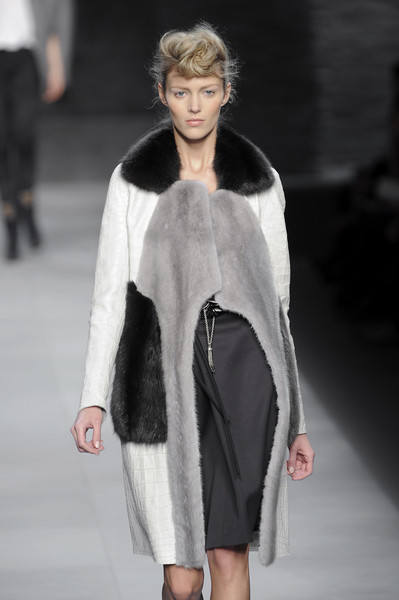 Fendi at Milan Fall 2010