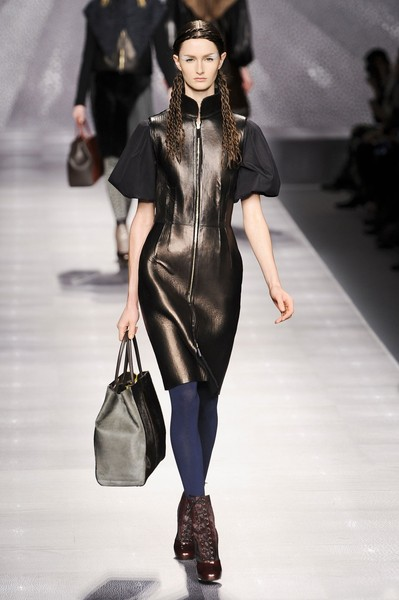 Fendi at Milan Fall 2012