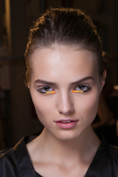 Fendi Spring 2013 - Backstage