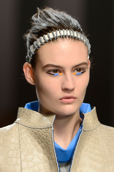Fendi at Milan Spring 2013 (Details)