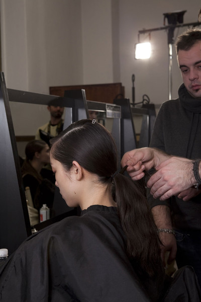 Gaetano Navarra Fall 2011 - Backstage