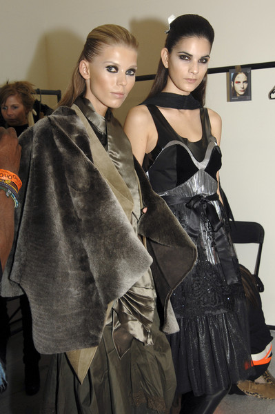 Gardem Fall 2007 - Backstage