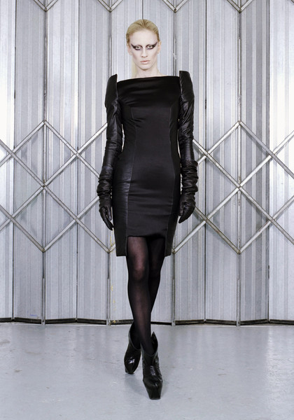 Gareth Pugh at Paris Fall 2009