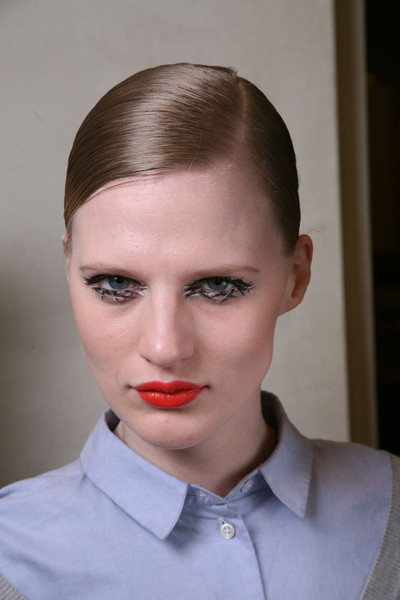 Gaspard Yurkievich Fall 2011 - Backstage