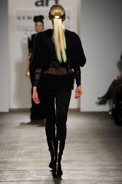 Gemma Kahng at New York Fall 2012