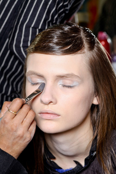 Giambattista Valli Fall 2012 - Backstage