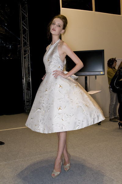Giambattista Valli Spring 2009 - Backstage