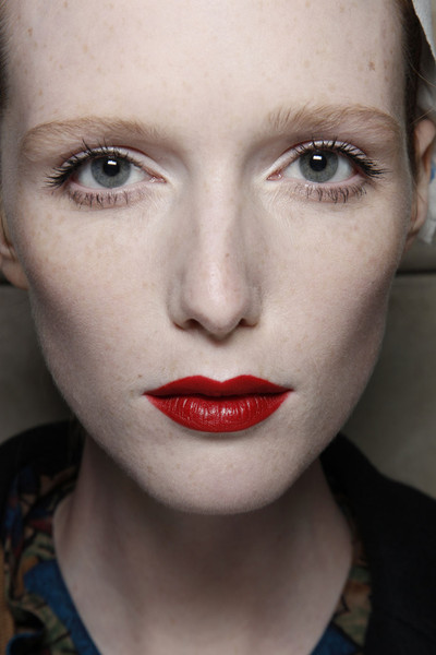 Giles Fall 2011 - Backstage