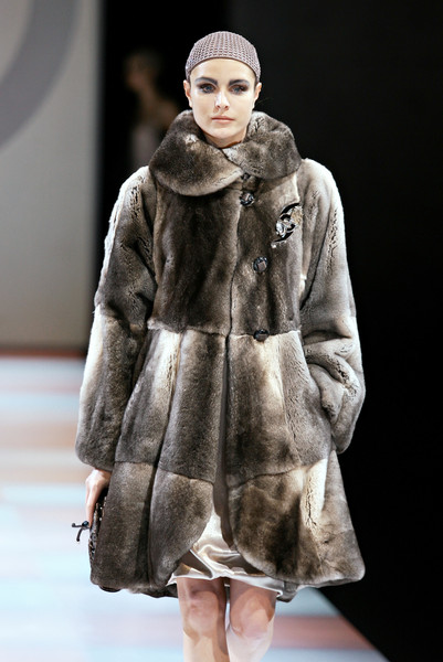 Giorgio Armani at Milan Fall 2007