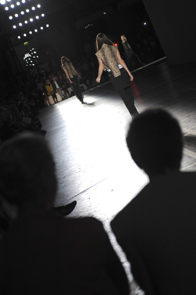 Givenchy at Paris Spring 2011