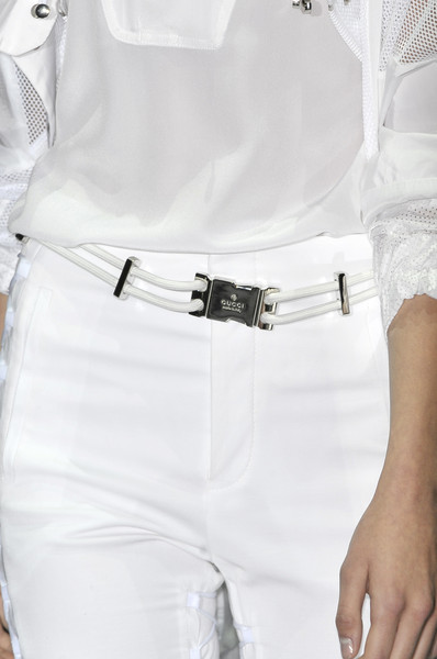 Gucci at Milan Spring 2010 (Details)