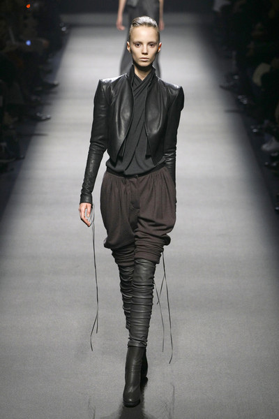 Haider Ackermann Fall 2008