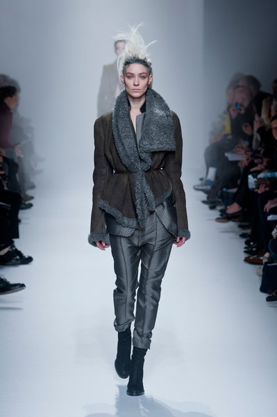 Haider Ackermann at Paris Fall 2013