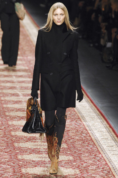 Hermès at Paris Fall 2008