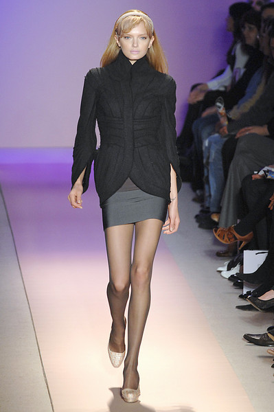 Hervé Léger by Max Azria Fall 2008