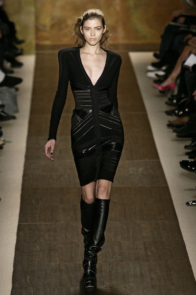 Hervé Léger by Max Azria Fall 2009