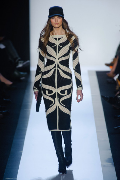 Hervé Léger by Max Azria Fall 2013