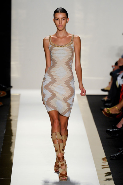 Hervé Léger by Max Azria at New York Spring 2012