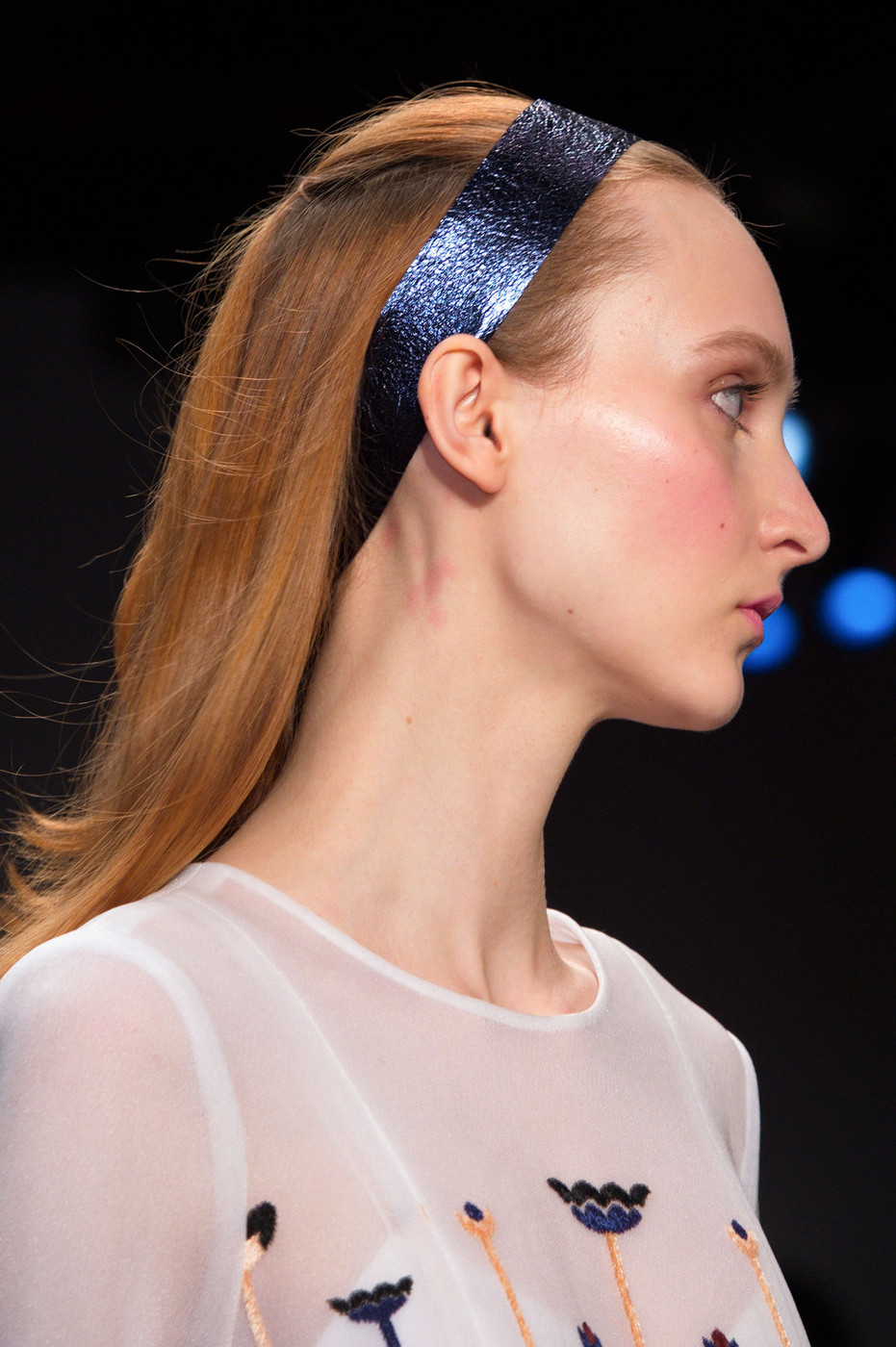 The NYFW Hair Trend You Can Try Right Now