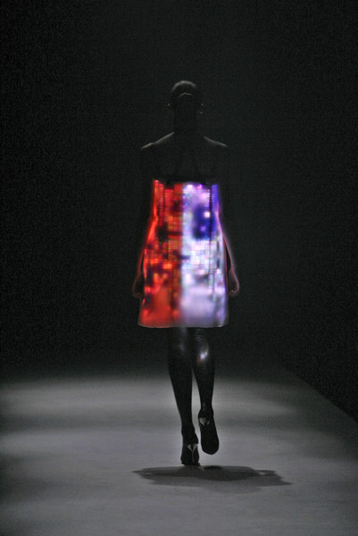 Hussein Chalayan at Paris Fall 2007