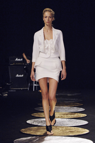 Hussein Chalayan at Paris Spring 2006