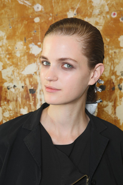 Hussein Chalayan Spring 2012 - Backstage