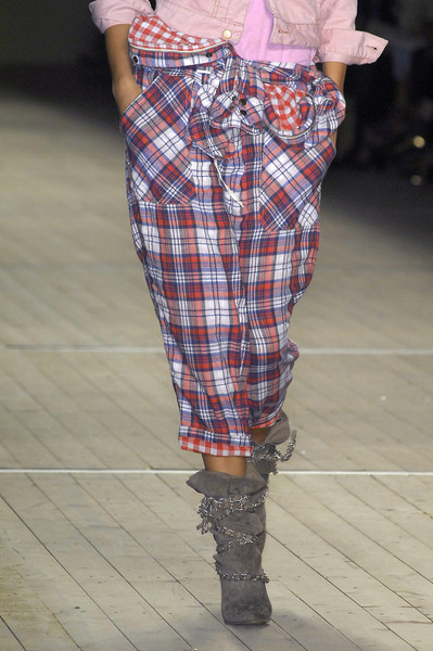 Isabel Marant at Paris Spring 2009 (Details)